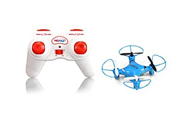 Haktoys HAK903 2.4GHz 4 Channel RC Nano Quadcopter, 6 Axis Gyroscope, Rechargeable, Ready To Fly, Micro Quadcopter - Colors May vary