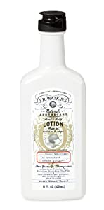J.R. Watkins Hand and Body Lotion, Coconut Milk and Honey, 11 Fluid Ounce