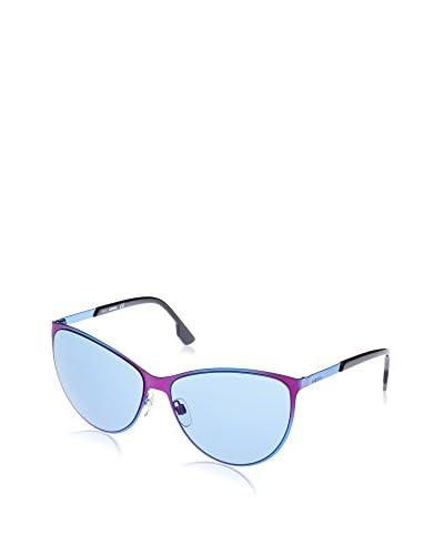 Diesel Sonnenbrille 0113_34G (61 mm) pink/blau