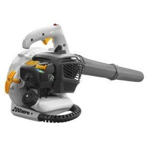 RYOBI RY09050 26cc 200MPH Gas Handheld Leaf Blower/Vac