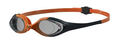 Arena Spider Schwimmbrille Junior orange-grey