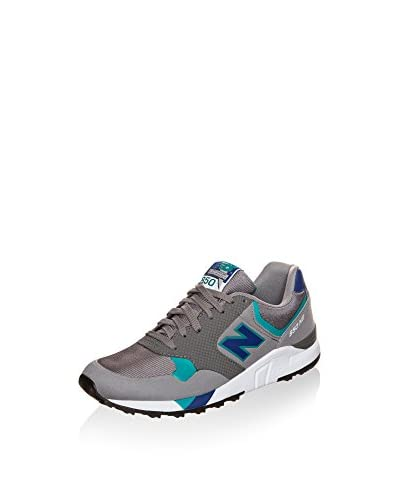 New Balance Sneaker ML850-WBR-D  [Grigio/Blu]