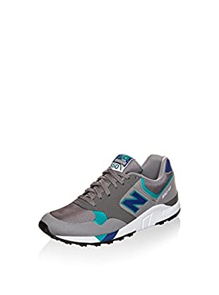 New Balance Zapatillas ML850-WBR-D (Gris / Azul)