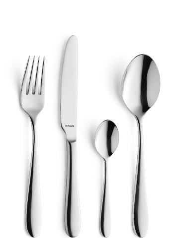 Amefa Premiere Oxford Cutlery Canteen Set Stainless Steel 44 Piece