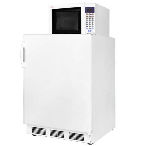 Summit Microwave/Fridge - White
