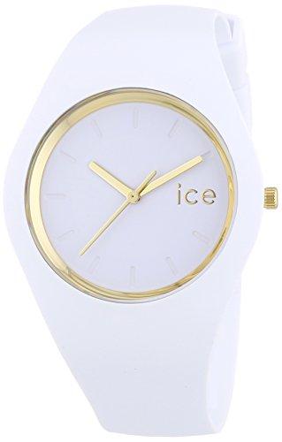 [アイスウォッチ]ICE-WATCH アイスグラム ホワイト(ユニセックス) ICE.GL.WE.U.S 【正規輸入品】