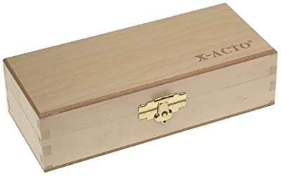 Xacto X5224 Standard Woodcarving Set