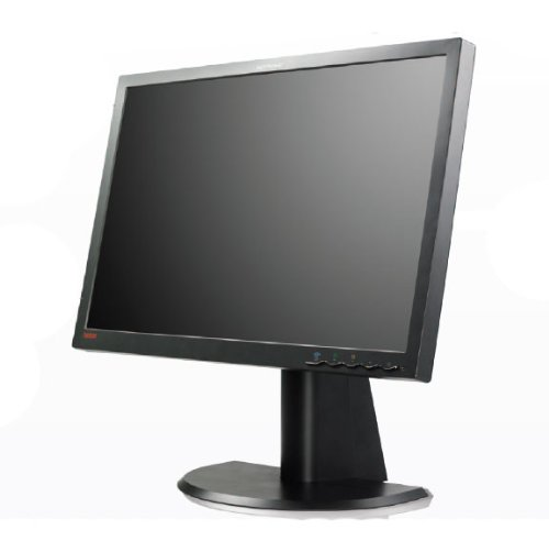 Lenovo ThinkVision LT2452p 61 cm 24 Zoll wide 16:10 1920x1200 eIPS WLED 1000:1 VGA DVI TCO5 Tilt Lift Swivel Pivot 4420-MN2