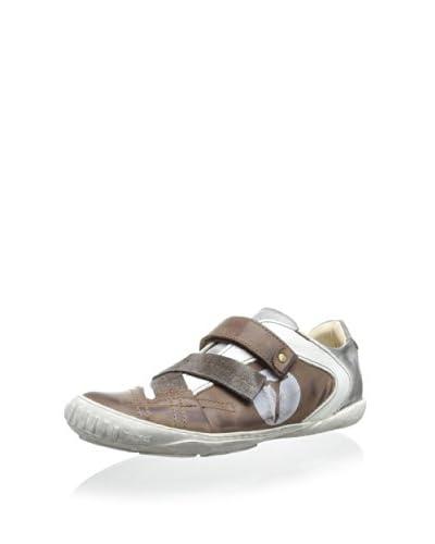 Telyoh Kid's Casual Sneaker  [Nut]