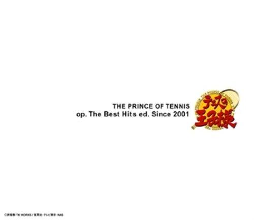 テニスの王子様 THE PRINCE OF TENNIS op.The Best Hits ed.Since 2001