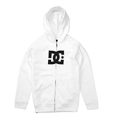 Dc Apparel - Kids Big Boys' Star Zh-By, White, X-Large front-969858