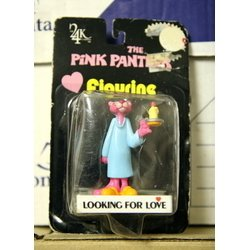 "The Pink Panther Love Message Figurine ""Looking For Love"""