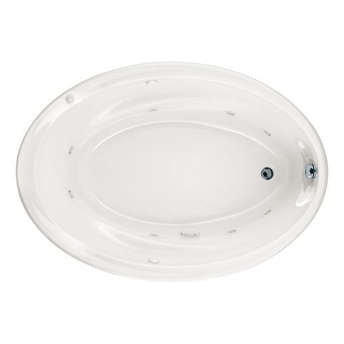 American Standard 2903018WC.020 Savona Oval Whirlpool Bath