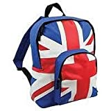 Union Jack Back Pack