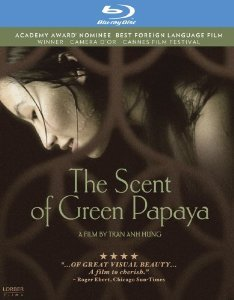 The Scent of Green Papaya / 青いパパイヤの香り 北米版ブルーレイ [Import] [Blu-ray]