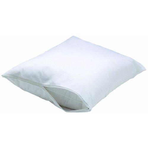 Clara Clark Pillow Case Zippered Bed Bug Protector Set Of 2 Standard Size 20