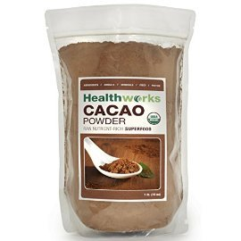 Healthworks Raw Certified Organic Cacao Powder