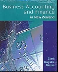 Business Accounting and Finance in New Zealand download ebook