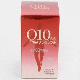 資生堂 Q10AAプラスバイタル 90粒
