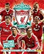 LIVERPOOL FC 08/09 STICKER COLLECTION - FULL BOX 50 PACKETS PANINI