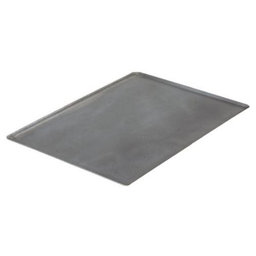 de-buyer-536340-plaque-rectangulaire-bords-pinces-tole-dacier-noire-40-x-30-cm