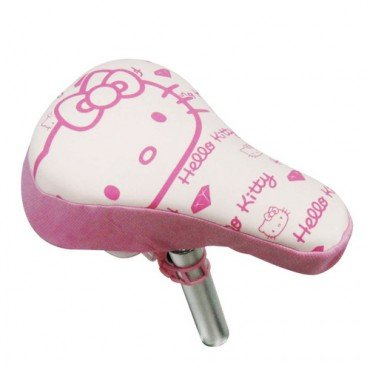 Hello Kitty Soft Bike Seat Saddle Cover Pink