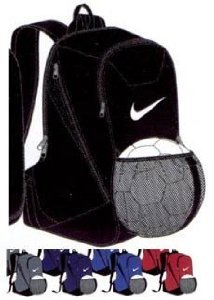 Nike BA3253 Nutmeg Backpack (Medium) (call 1-800-327-0074 for team pricing)