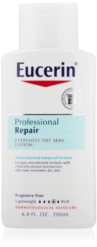 Eucerin Professional Repair Extremely Dry Skin Lotion, 6.8 Ounce
