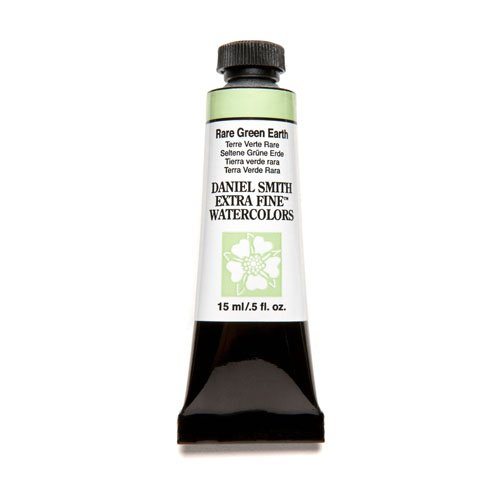 daniel-smith-extra-fine-watercolor-15ml-paint-tube-rare-green-earth