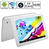 Alcoa Prime S98 Silver, 9. 7 Inch Capacitive Touch Screen Android 4. 2 Tablet PC With Bluetooth, Dual Cameras,...