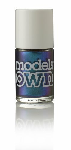 Models Own Beetlejuice Collection Aqua Violet Nail Polish 14ml by Models Own (Models Own compare prices)