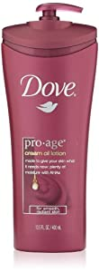 Dove ProAge Cream Oil Lotion, 13.5 Ounces (Pack of 3)