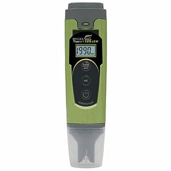 Oakton Waterproof EcoTestr TDS Tester Pocket Meter