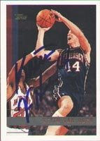 Keith Van Horn New Jersey Nets 1997 Topps Autographed Hand Signed Trading Card -... by Hall+of+Fame+Memorabilia