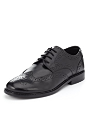Leather Lined Brogue Shoes