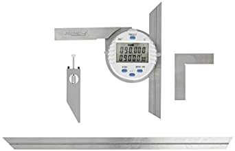 Fowler Stainless Steel Electronic Universal Digital Protractor