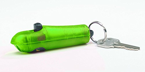 Sabre Red Spitfire Pepper Spray-Police Strength - Most Advanced, Compact & Fastest Deploying Key Ring Spray with Refillable, Green Case (Cone Pepper Spray compare prices)