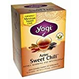 Yogi Tea Sweet Chili (17 Teabags) 30g