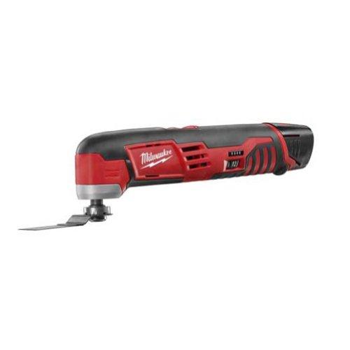 Milwaukee 2426-22 M12 Cordless Multi-Tool Kit, 2 Battery