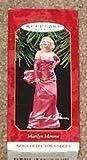 1 X Hallmark Keepsake Ornament Marilyn Monroe 1st New Collector's Series 1997