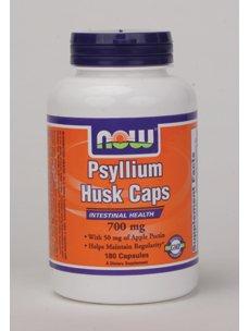 Now Foods - Psyllium Husk Caps 700 Mg 180 Caps