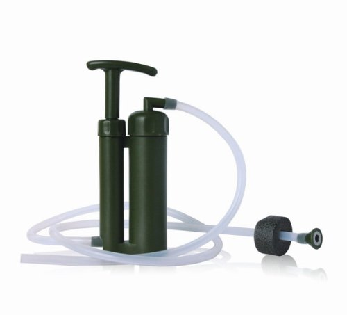 Image® Water Filter for Soldiers Hiking Camping