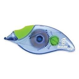 6 PACK: Liquid Paper DryLine Grip Correction Tape (660415)