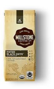 Millstone Mayan Black Onyx - Dark Roast - Pack Of 2 (10Oz Each Bag)