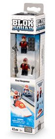 Mega Bloks Fire - Rapid Response Watercraft (43 pcs)