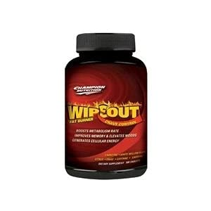 Wipe Out Fat Burner Crave Control