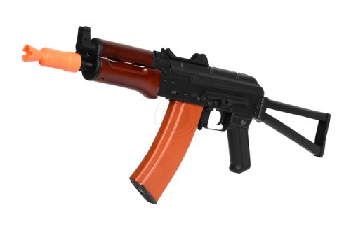 Jg Ak-74Un Ebb Full Metal Electric Blowback Airsoft Aeg Rifle