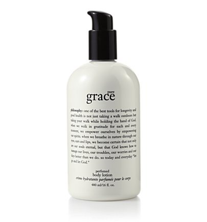 pure grace 16.0 oz perfumed body lotion for Women