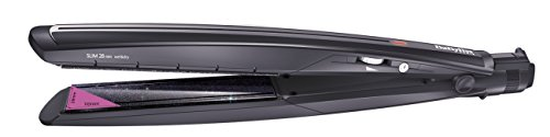 BaByliss ST326E - Slim 28, Piastra lisciante Diamond Ceramic 235°C Wet&Dry -  28x110mm - 16 temperature