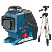 BOSCH GLL 3-80 P Multi Line Laser with BS150